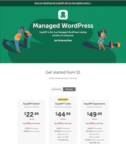 Namecheap Managed WordPress Hosting